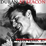 Duran Duran - Live At Beacon (cover)