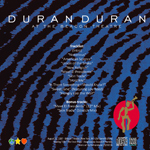 Duran Duran - The Final Show (back cover)