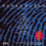 Duran Duran - The Final Show (back cover)