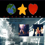Duran Duran - Paris Bercy (back cover)