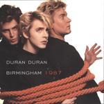 Duran Duran - Birmingham 1987 (cover)