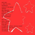 Duran Duran - Brighton 87 (back cover)