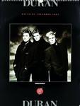 Duran Duran - Calendar 1987 (cover)