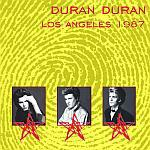 Duran Duran - Los Angeles 1987 (cover)