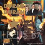 Duran Duran - Queens Hall Leeds (Full) (back cover)