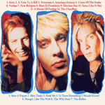 Duran Duran - Les Arenes Frejus (back cover)