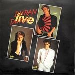 Duran Duran - Live (Italian Tour 1987) LP (cover)