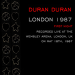 Duran Duran - London 1987 (1st Night) (back cover)