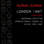 Duran Duran - London 1987 (1st Night) (back cover)