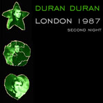 Duran Duran - London 1987 (2nd Night) (cover)