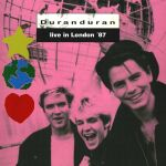 Duran Duran - Live In London 87 (cover)