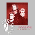 Duran Duran - Manchester 1987 (cover)