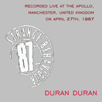 Duran Duran - Manchester 1987 (back cover)