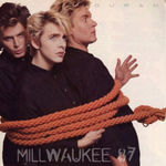 Duran Duran - Milwaukee 1987 (cover)