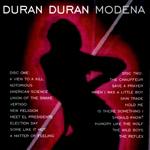 Duran Duran - Strange Behaviour Modena (back cover)