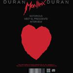 Duran Duran - Montreux Pop Festival (back cover)