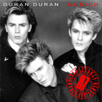 Duran Duran - Olympiahalle Munich (cover)