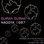 Duran Duran - Nagoya 1987 (back cover)