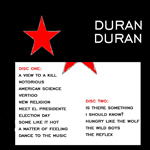 Duran Duran - Philadelphia 1987 (back cover)