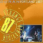 Duran Duran - Portland 1987 (cover)