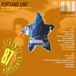 Duran Duran - Portland 1987 (back cover)