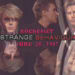 Duran Duran - Rochester 1987 (cover)