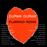 Duran Duran - Stadio Flaminio Rome (back cover)