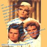 Duran Duran - Stockholm 87 (back cover)