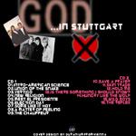 Duran Duran - Schleyerhalle Stuttgart (back cover)