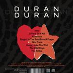 Duran Duran - Korakuen Stadium (Tokyo FM Broadcast) (back cover)
