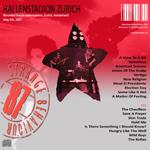 Duran Duran - Hallenstadion Zurich (back cover)