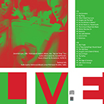 Duran Duran - Big Live Thing (back cover)