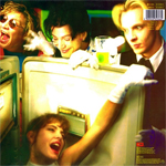 """Duran Duran - All She Wants Is 12"""" (back cover)"""