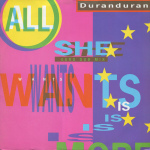 Duran Duran - All She Wants Is 12""