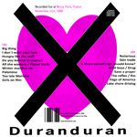 Duran Duran - Bercy Paris (back cover)