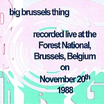 Duran Duran - Forest National Brussels (back cover)