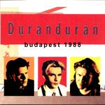 Duran Duran - Budapest 1988 (cover)