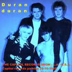 Duran Duran - The Capitol Records Show (cover)