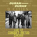 Duran Duran - Cabaret Metro Club Chicago (cover)