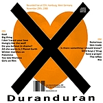 Duran Duran - Hamburg 1988 (back cover)