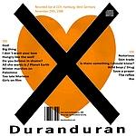 Duran Duran - Hamburg 1988 (back cover)