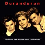 Duran Duran - Live in Prague (cover)