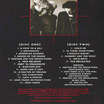 Duran Duran - Live In Rio (back cover)