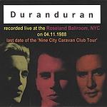 Duran Duran - Roseland Ballroom (back cover)