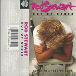 Rod Stewart - Out Of Order (cover)