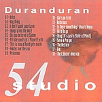 Duran Duran - Studio 54 (back cover)