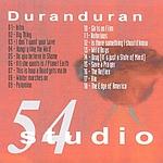 Duran Duran - Studio 54 (back cover)