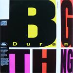 Duran Duran - Big Thing (back cover)