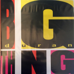 Duran Duran - Big Thing LP (cover)