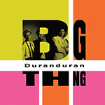 Duran Duran - Big Live Thing In Vienna LP (cover)
